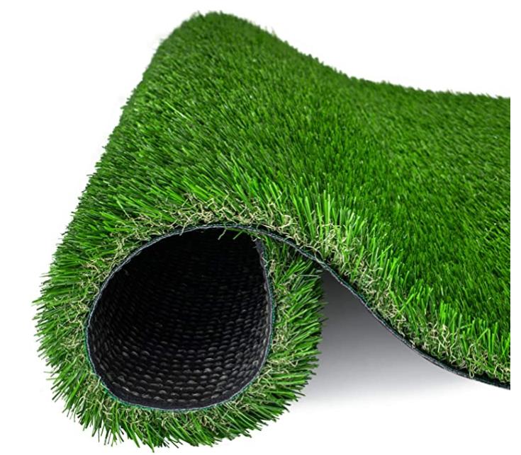 AMASKY Artificial Grass Turf 4 Tone
