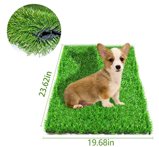 Fortune-star Artificial Grass for Dogs
