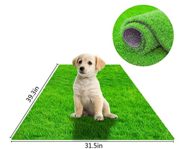 STARROAD-TIM Artificial Grass Rug Turf