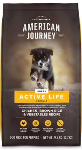 American Journey Active Life Formula