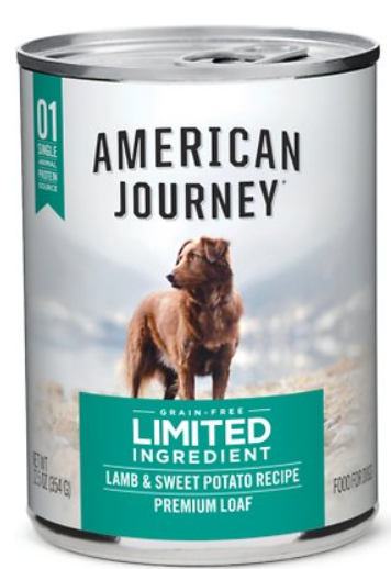 American Journey Limited Ingredient Diet