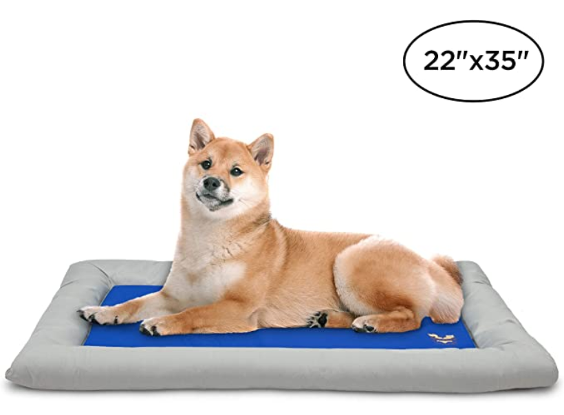 Arf Pets Dog Self Cooling Bed Pet Bed
