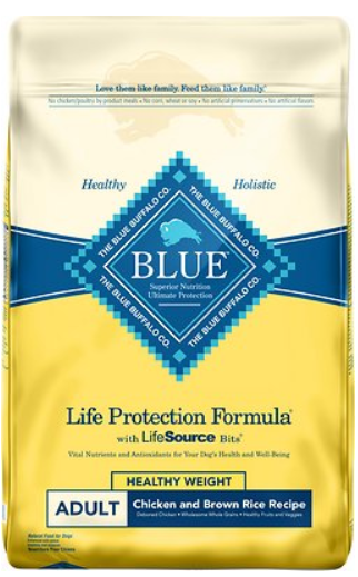 Blue Buffalo Life Protection Formula Healthy Weight