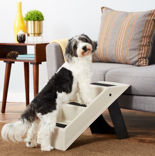 Etna Collapsible Dog & Cat Stairs