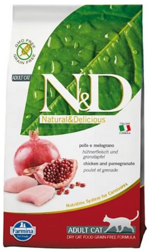 Farmina Natural & Delicious Grain-Free Recipe