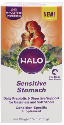 Halo Whole Food Sensitive Stomach Powder