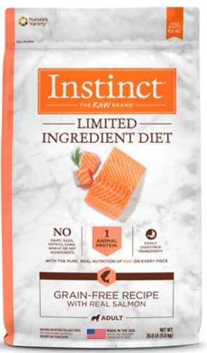 Instinct Limited Ingredient Diet Grain-Free Recipe with Real Salmon