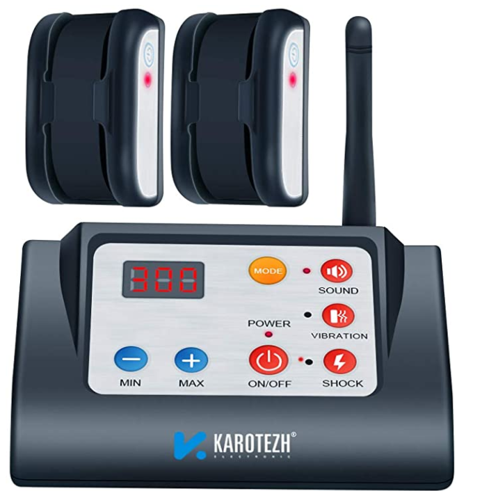 KAROTEZH 2 in 1 Electric Dog Fence