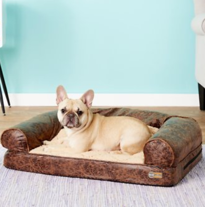 K&H Pet Products Bomber Memory Foam
