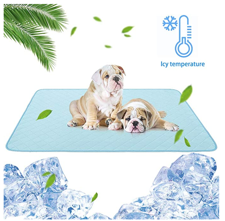 KOOLTAIL Dog Self Cooling Mat