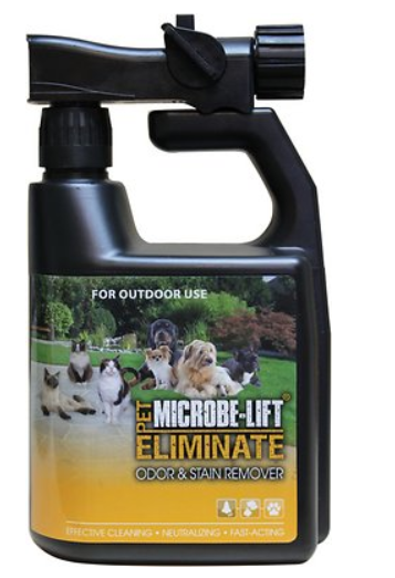 Microbe-Lift Eliminate Outdoor Pet