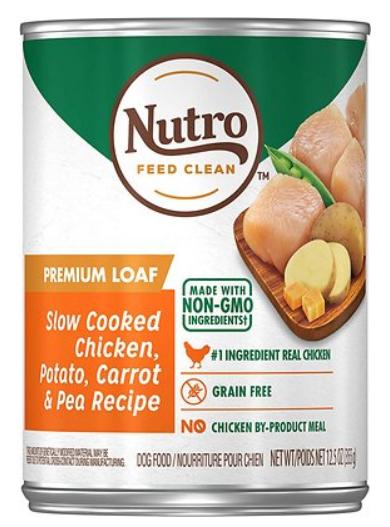 Nutro Grain-Free Premium Loaf
