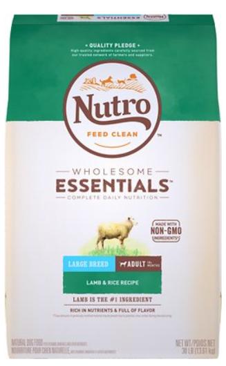 Ltd Ingredient Large Breed Lamb & Rice