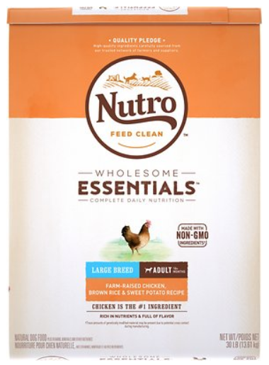 Nutro Wholesome Essentials Large Breed Adult