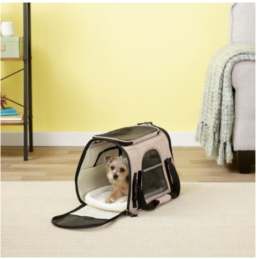 Pawfect Pets Premium Soft-Sided Airline-Approved Dog