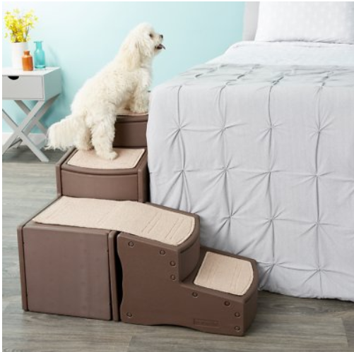 Pet Gear Easy Step Bed Stair for Dogs