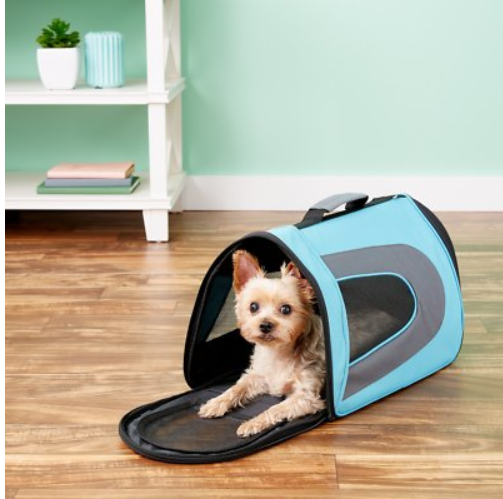 Pet Magasin Soft-Sided Airline-Approved Dog & Cat Carrier Bag