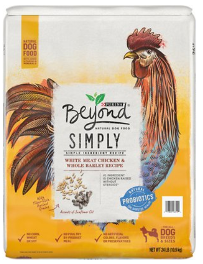Purina Beyond Simply White Meat Chicken