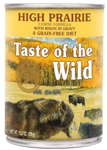 High Prairie Canine Formula w/ Bison