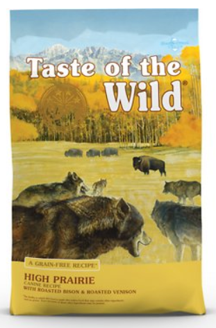 Wild High Prarie w/ Bison & Venison