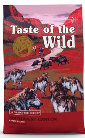 SW Canyon Canine Formula w/ Wild Boar