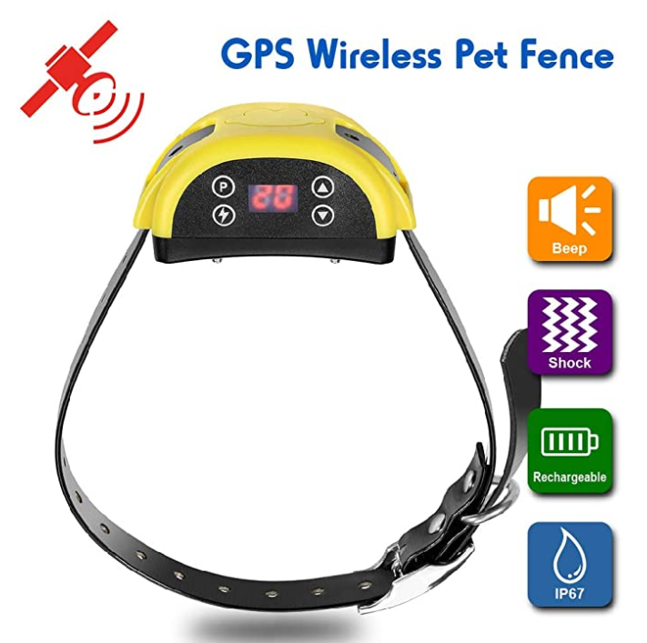XFOX Wireless Dog Fence pet Containment System