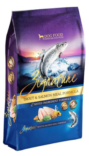 Trout & Salmon Meal Ltd Ingredient