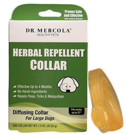 Dr. Mercola Herbal Flea