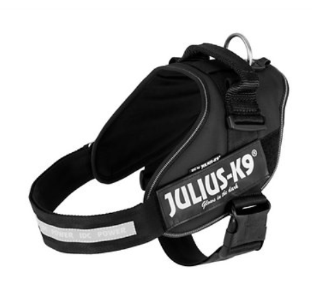 Julius-K9 IDC Powerharness Nylon Reflective