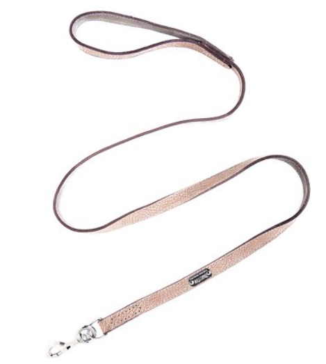 Mighty Paw Leather Dog Leash