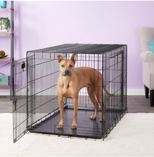 Precision Pet Products Great Crate Double Door