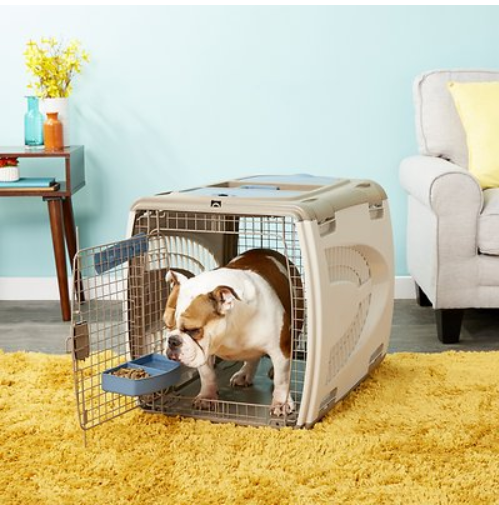 Suncast Deluxe Dog Kennel