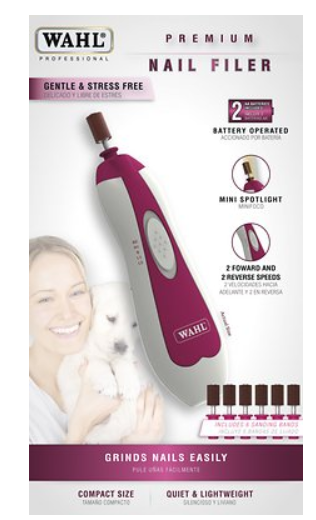 Wahl Premium Pet Nail Filer