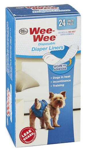 Wee-Wee Disposable Dog Diaper