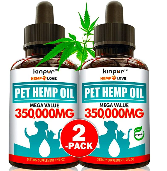 Hemp Oil for Dogs & Cats